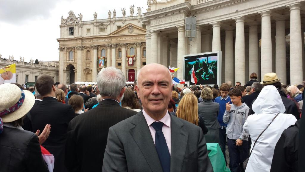 Marc LE FUR à Rome