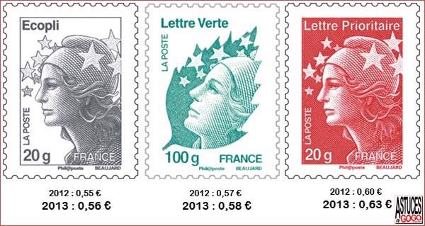 tarif-timbre-2013