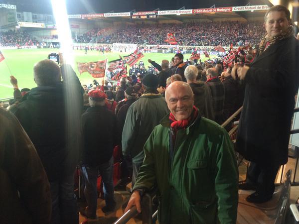 Victoire de Guingamp contre le PSG