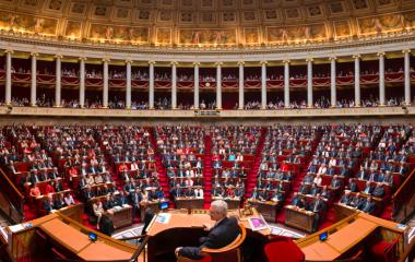 Assemblée nationale hémicycke