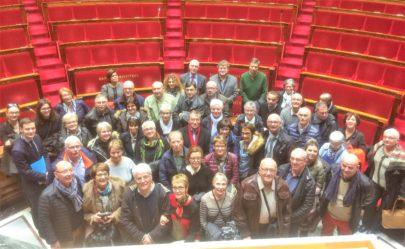 Visite du Rotary Club de Lamballe